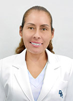 Gonzales Zanabria Ruth Elizabeth - NUTRICIONISTA