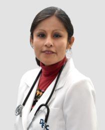 Llanllaya Rojas Liliana - NUTRICIONISTA