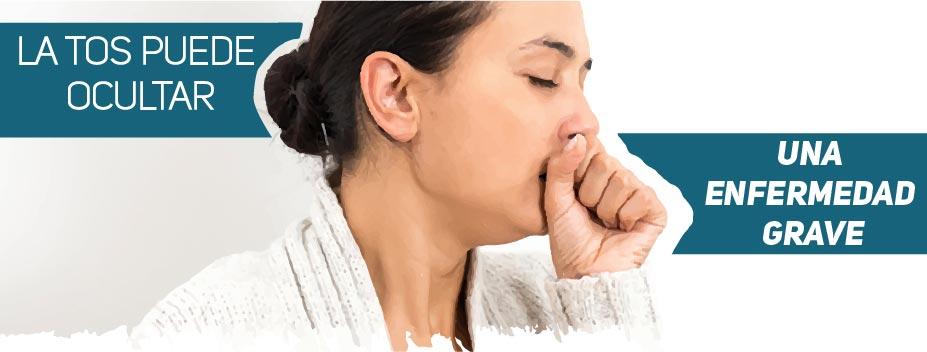 La tos oculta graves enfermedades