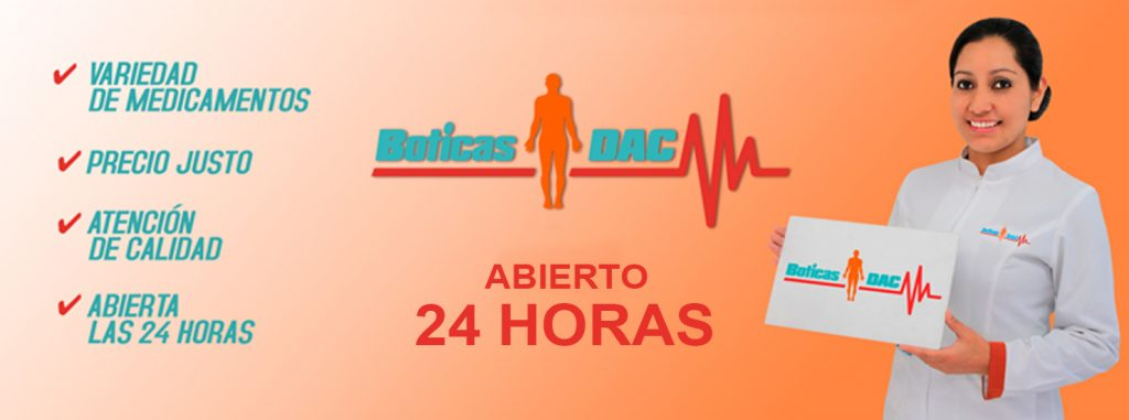 Boticas DAC - Centro Médico Daniel Alcides Carrión - Arequipa - Perú