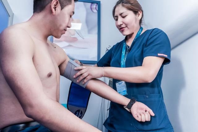 Monitorización Ambulatoria de la Presión Arterial - centro medico daniel alcides carrion arequipa
