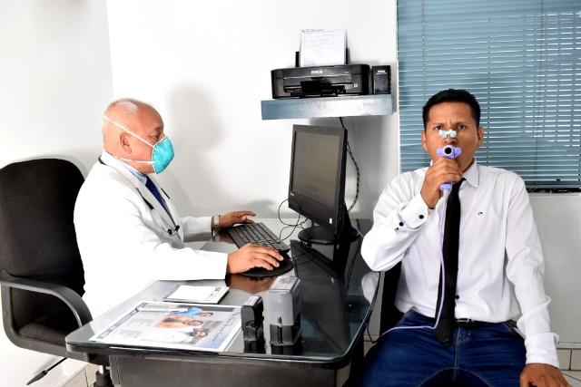 espirometria - centro medico daniel alcides carrion arequipa peru