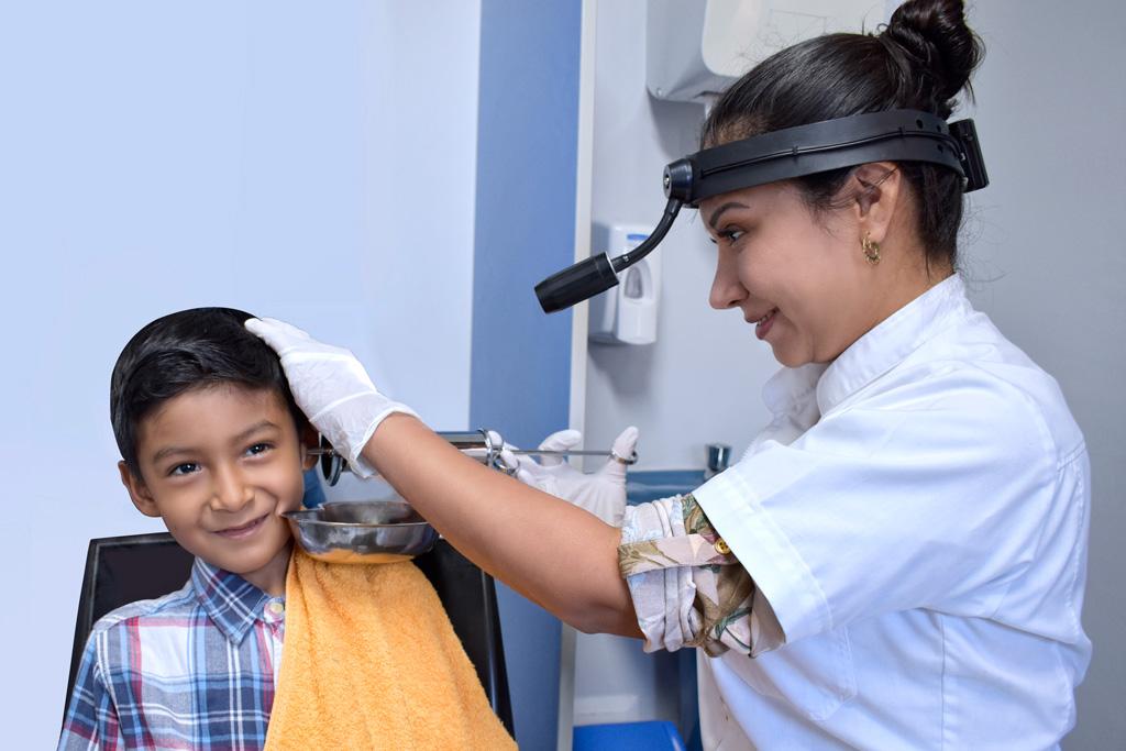 Lavado de oído - Centro Médico Daniel Alcides Carrión - Arequipa Perú