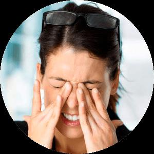 evite tocar los ojos la boca y la naris
