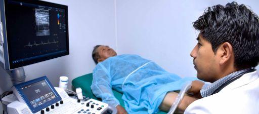 ecografia - doppler centro medico daniel alcides carrion arequipa