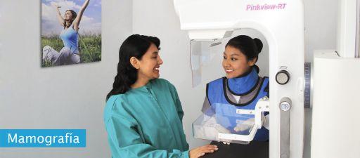 mamografia - centro medico daniel alcides carrion arequipa