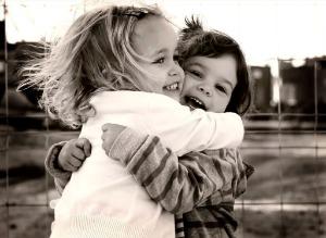psicologia del abrazo