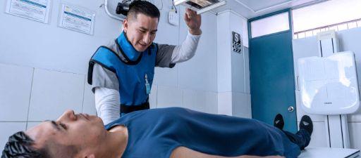 rayos x - centro medico daniel alcides carrion arequipa