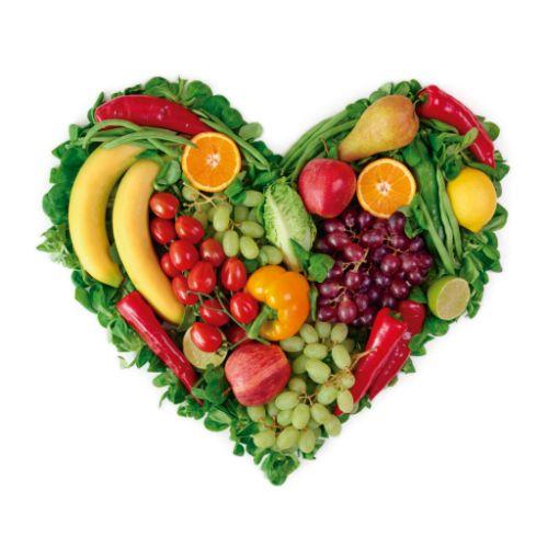 corazon de frutas