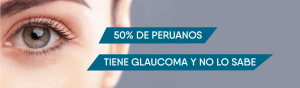 PORTADA 50% de los peruanos tiene glaucoma y no lo sabe