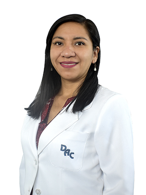 Medina Alvarez Judith - GASTROENTEROLOGA