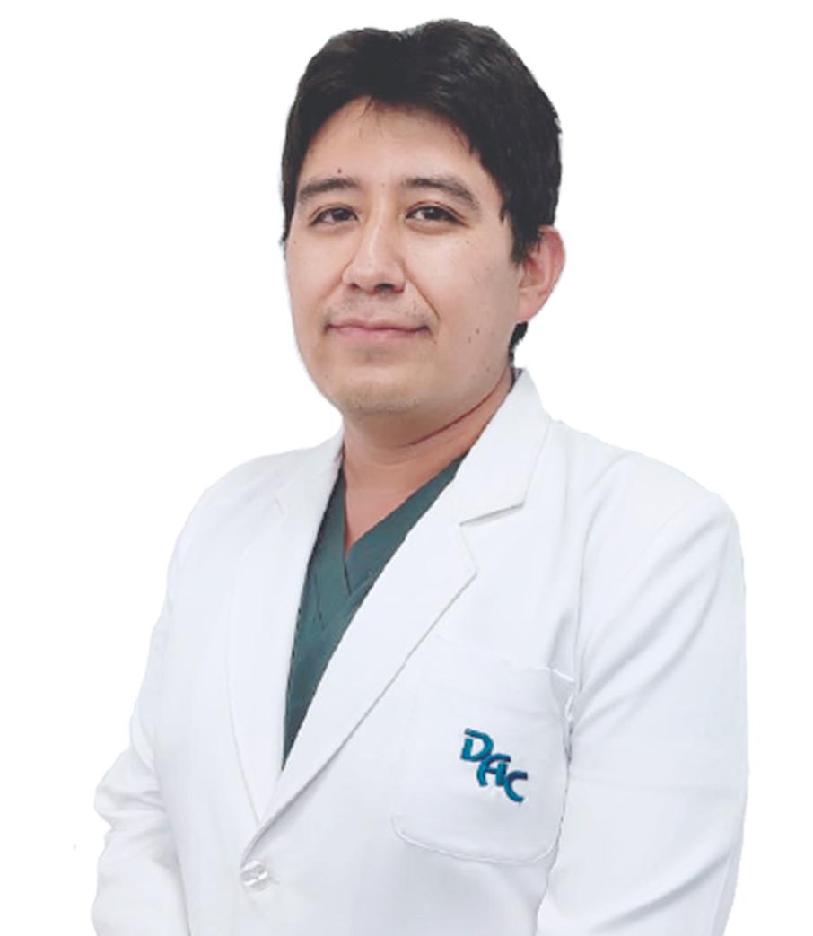 Encalada Caballero Steven Agustín - URÓLOGO