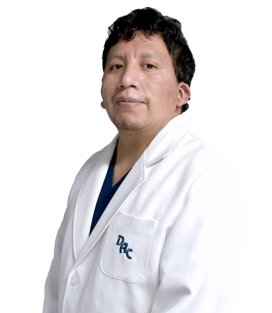 Tito Patiño Christian Jonathan - OFTALMOLOGO