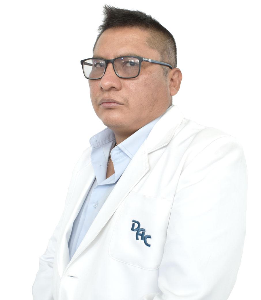 Callo Cornejo, Helber Raul - URÓLOGO