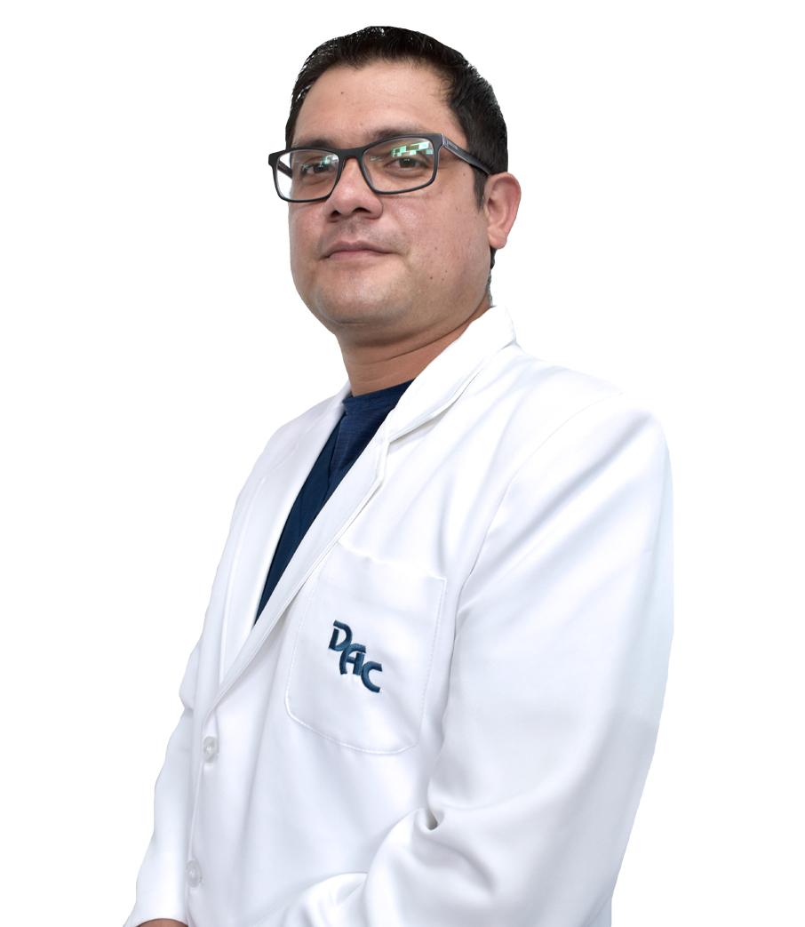 Llerena Santos, Percy Alexander - URÓLOGO